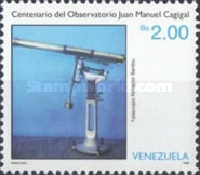 [The 100th Anniversary of Juan Manuel Cagigal Observatory, type CTB]