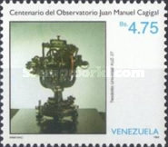 [The 100th Anniversary of Juan Manuel Cagigal Observatory, type CTC]