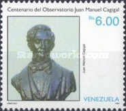 [The 100th Anniversary of Juan Manuel Cagigal Observatory, type CTD]