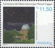 [The 100th Anniversary of Juan Manuel Cagigal Observatory, type CTE]