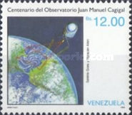 [The 100th Anniversary of Juan Manuel Cagigal Observatory, type CTF]