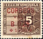 [Fiscal Stamps Overprinted