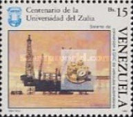 [The 100th Anniversary of Zulia University, type CVW]