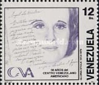 [The 50th Anniversary of American-Venezuelan Cultural Centre, type CWZ]