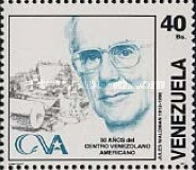 [The 50th Anniversary of American-Venezuelan Cultural Centre, type CXB]