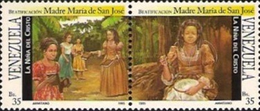 [Beatification of Mother Maria de San Jose, type DGD]