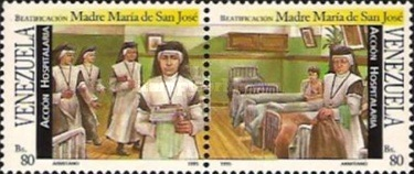 [Beatification of Mother Maria de San Jose, type DGH]