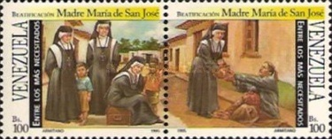 [Beatification of Mother Maria de San Jose, type DGJ]