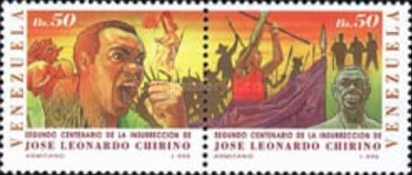[The 200th Anniversary of Jose Chirino's Insurrection, type DGN]