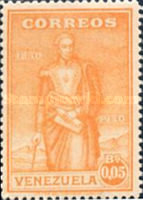 [The 100th Anniversary of the Death of Simon Bolivar, 1783-1830, type DN]