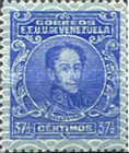 [Simon Bolivar - Different Frames and Printed on Winchester Security Paper, type DW]