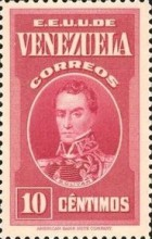 [Gathering Coffee Beans, Bolivar and General Post Office, Caracas, type HG]