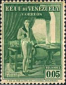 [The 100th Anniversary of the Death of Dr. Cristobal Mendoza, 1772-1829, type KN]