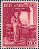 [The 100th Anniversary of the Death of Dr. Cristobal Mendoza, 1772-1829, type KN1]