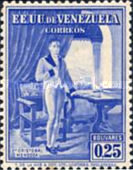 [The 100th Anniversary of the Death of Dr. Cristobal Mendoza, 1772-1829, type KN3]