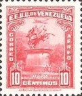 [Airmail - The 110th Anniversary of the Death of Simon Bolivar, 1783-1830, type LT1]