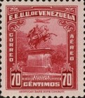 [The 110th Anniversary of the Death of Simon Bolivar, 1783-1830, type LT10]