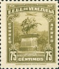 [The 110th Anniversary of the Death of Simon Bolivar, 1783-1830, type LT11]