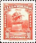 [The 110th Anniversary of the Death of Simon Bolivar, 1783-1830, type LT12]