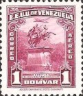 [The 110th Anniversary of the Death of Simon Bolivar, 1783-1830, type LT13]