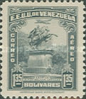 [The 110th Anniversary of the Death of Simon Bolivar, 1783-1830, type LT15]