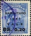 [Issue of 1940 Overprinted and Surcharged