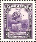 [Airmail - The 110th Anniversary of the Death of Simon Bolivar, 1783-1830, type LT6]