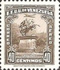 [Airmail - The 110th Anniversary of the Death of Simon Bolivar, 1783-1830, type LT7]