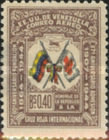 [Airmail - The 80th Anniversary of International Red Cross, type NY4]