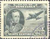 [Airmail - The 110th Anniversary of the Birth of General Antonio José de Sucre, 1795-1830, type PA2]
