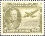 [Airmail - The 110th Anniversary of the Birth of General Antonio José de Sucre, 1795-1830, type PA4]