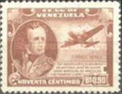 [Airmail - The 110th Anniversary of the Birth of General Antonio José de Sucre, 1795-1830, type PA6]