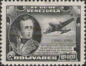 [Airmail - The 110th Anniversary of the Birth of General Antonio José de Sucre, 1795-1830, type PA8]