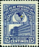 [Airmail - The 12th Pan-American Health Conference, Caracas, type PU]