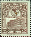 [Airmail - The 12th Pan-American Health Conference, Caracas, type PU1]