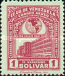 [Airmail - The 12th Pan-American Health Conference, Caracas, type PU3]