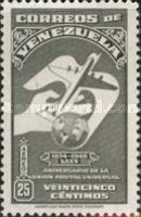 [Airmail - The 75th Anniversary of U.P.U., type TP3]