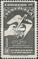 [Airmail - The 75th Anniversary of U.P.U., type TP5]