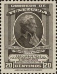 [The 200th Anniversary of the Birth of General Francisco de Miranda, 1750-1816, type TY2]