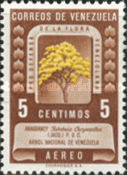 [Airmail - Protection of Flora - Tabebuia chrysantha, type UH]