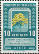 [Airmail - Protection of Flora - Tabebuia chrysantha, type UH1]