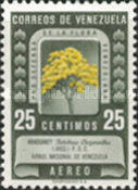 [Airmail - Protection of Flora - Tabebuia chrysantha, type UH3]