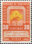 [Airmail - Protection of Flora - Tabebuia chrysantha, type UH4]