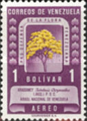 [Airmail - Protection of Flora - Tabebuia chrysantha, type UH8]