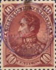 [Escuelas Issue of 1882 Handstamp Surcharged in Violet, type R1]