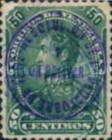 [Escuelas Issue of 1882 Handstamp Surcharged in Violet, type R3]