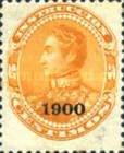 [Issue of 1893 in New Colours, type V]