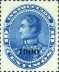 [Issue of 1893 in New Colours, type V1]