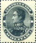 [Issue of 1893 in New Colours, type V4]