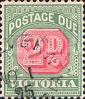 [Numeral Stamps - Rose Center, Typ A16]